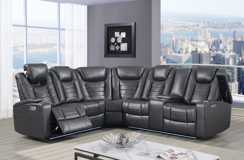 Grey Transformer Sectional