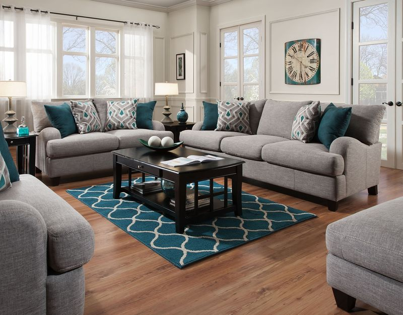 Paradigm Living Room Set