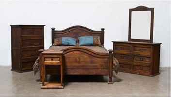Promo Medio Bedroom Set