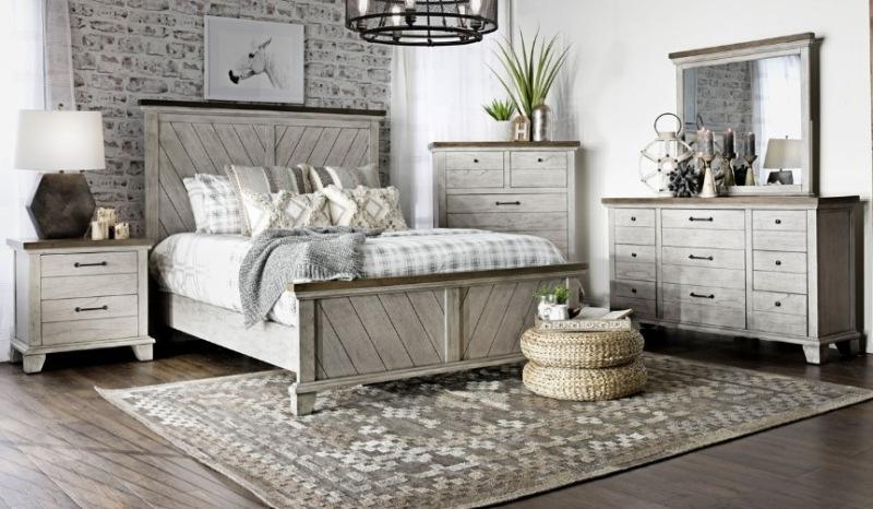 Bear Creek Bedroom Set