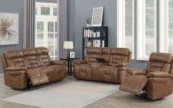 Brock Reclining Living Room Set