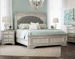 Highland Park Bedroom Set in White