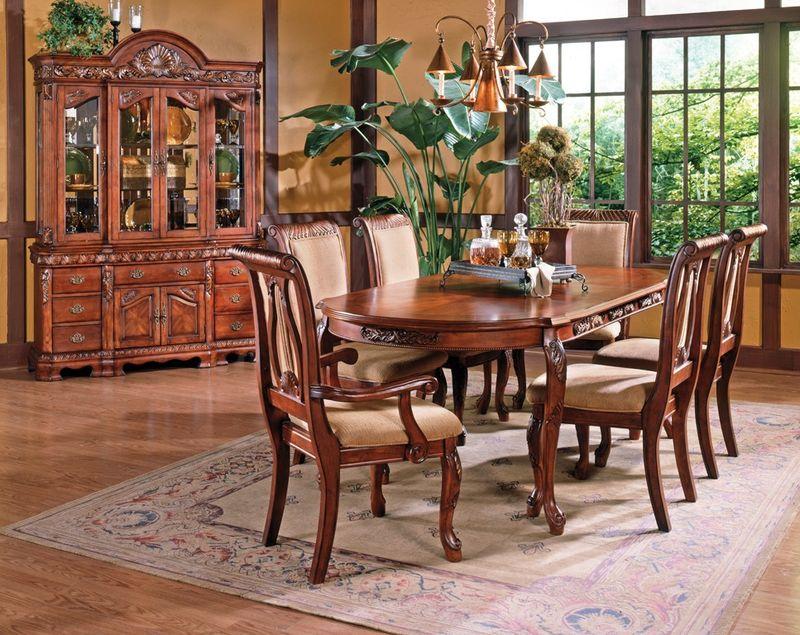 Dallas Designer Furniture | Harmony Formal Dining Room Set