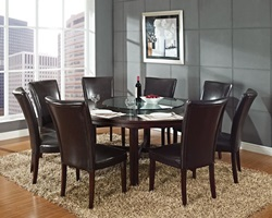 "Hartford 72"" Round Dining Room Set"