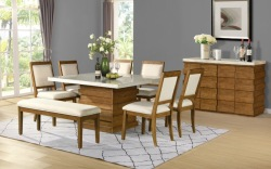Palmer Dining Room Set with Bench