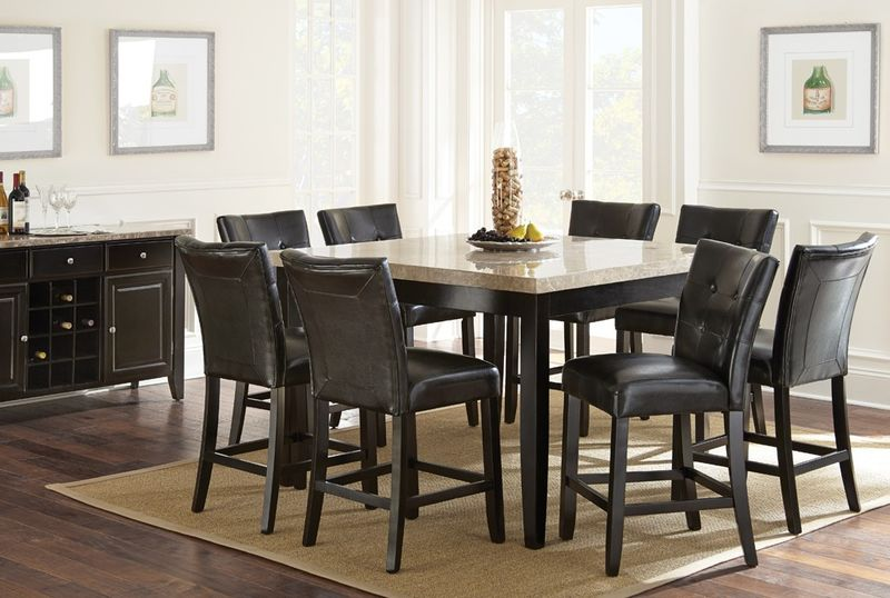 Monarch Counter Height Dining Room Set