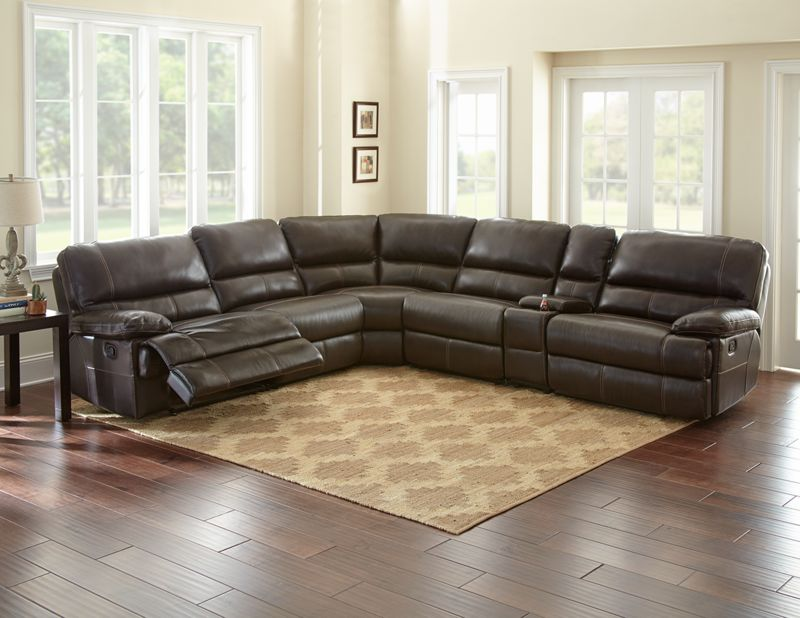Rollins Reclining Sectional