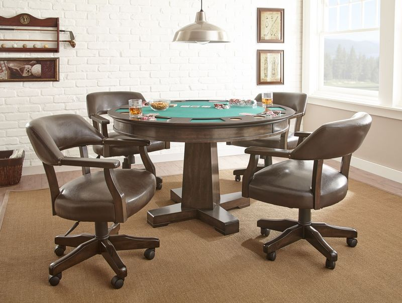 Rudy Game Table