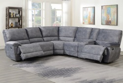 Simone Reclining Sectional Sofa