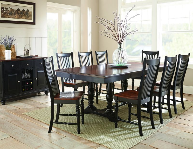 Samoa Formal Dining Room Set