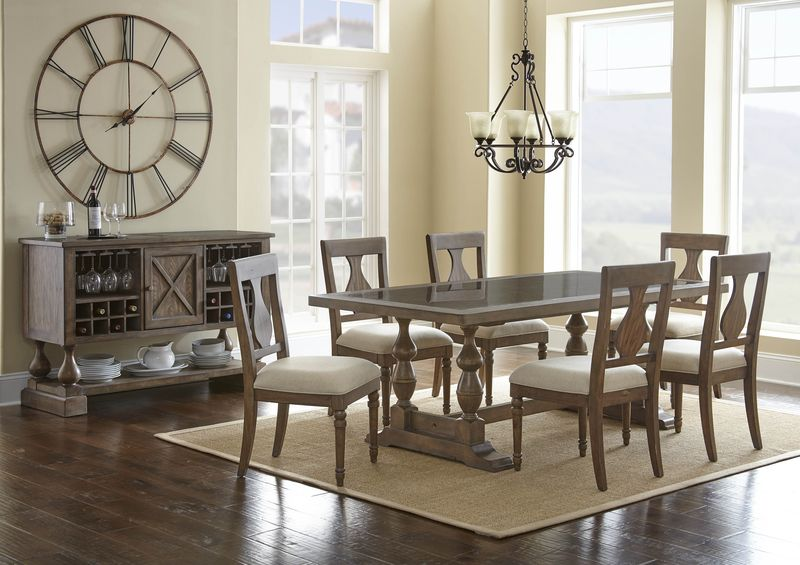 Valika Formal Dining Room Set