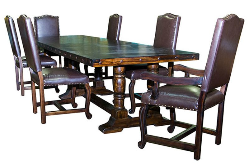 Sierra Madre Rustic Dining Room Set