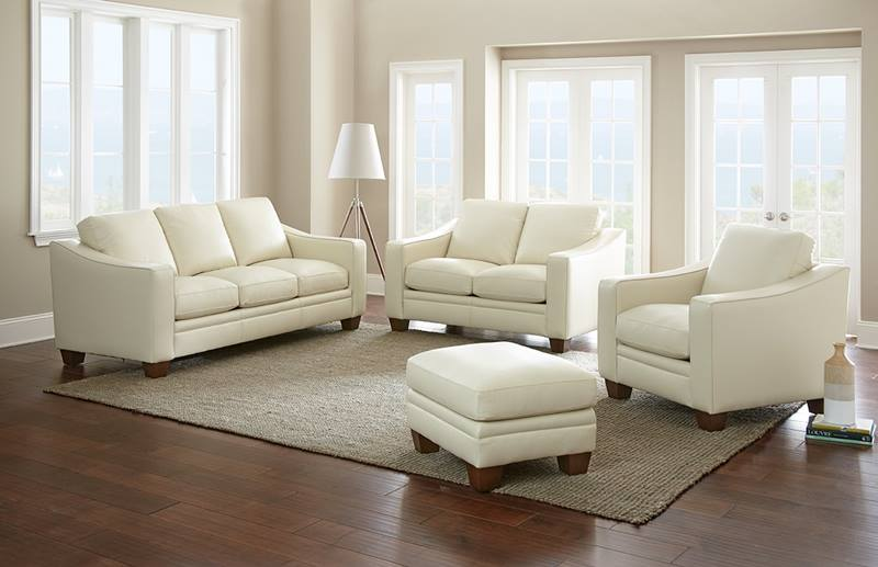 Steve Silver Vt900 Pavarotti Leather Sofa Set Dallas