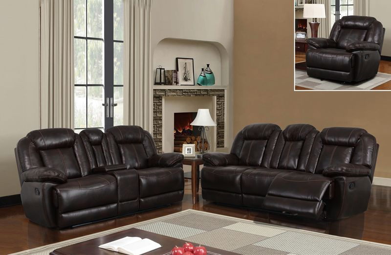 Howard Reclining Living Room Set
