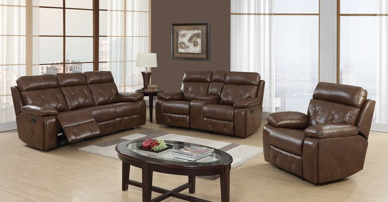 Clarence Reclining Living Room Set