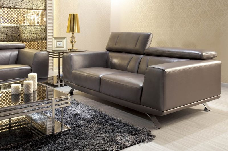 Dallas designer furniture divani casa brustle modern for Contemporary lifestyle furniture dallas