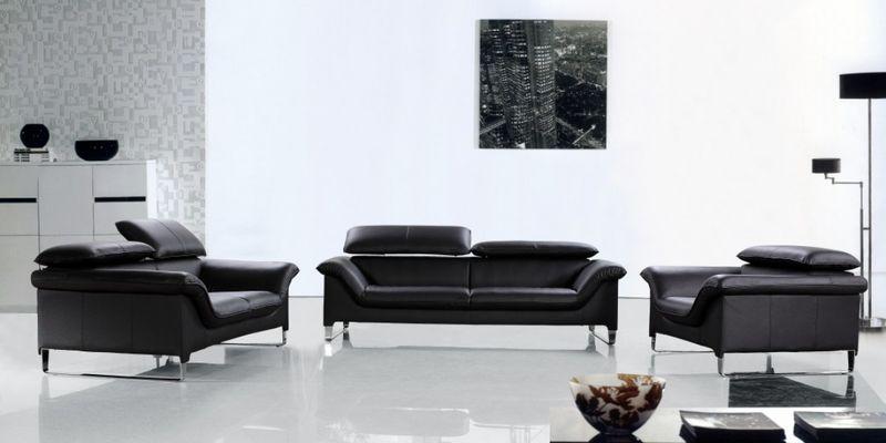 Divani Casa Elite Modern Leather Sofa Set ...
