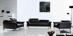 Divani Casa Elite Modern Leather Sofa Set