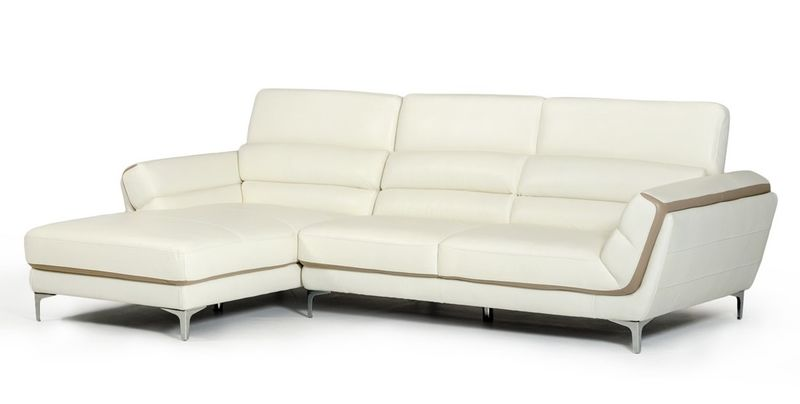 Divani Casa Longford Modern Sectional Sofa