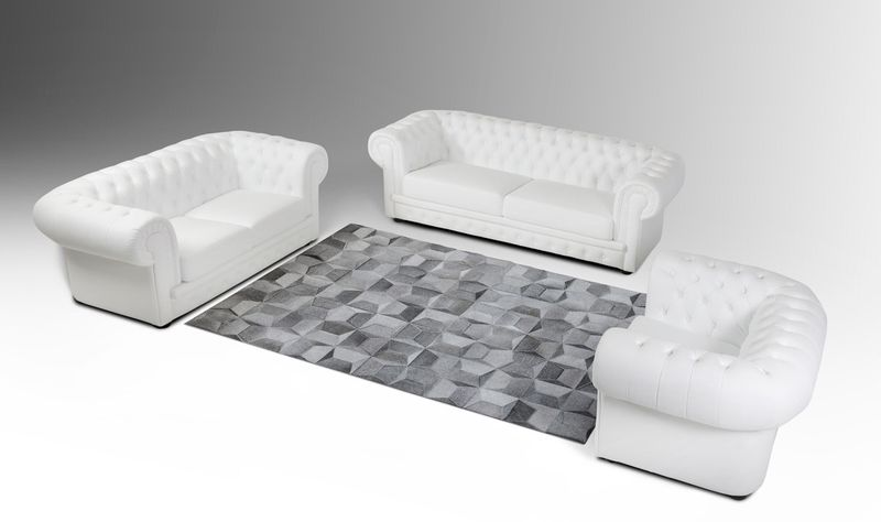Divani Casa Sir William Sofa Set