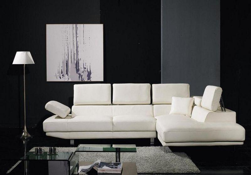 Divani Casa Modern Sectional Sofa
