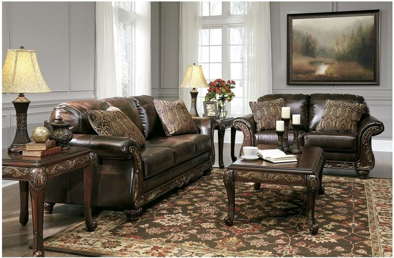 Vanceton Living Room Set